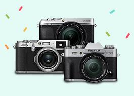 후지필름 디지털카메라 기획전