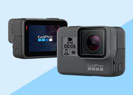 액션캠의 히어로! GoPro Hero6 런칭