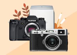 11월 후지필름 디지털카메라/렌즈 기획전