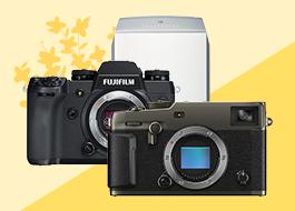3월 후지필름 디지털카메라/렌즈 기획전