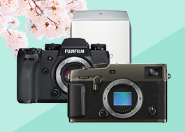 4월 후지필름 디지털카메라/렌즈 기획전