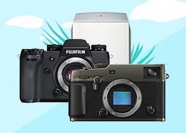 7월 후지필름 디지털카메라/렌즈 기획전
