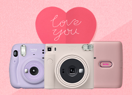 Sweet Memory with instax