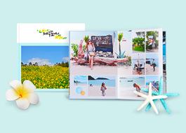 여행의 완성은 후지 포토북!