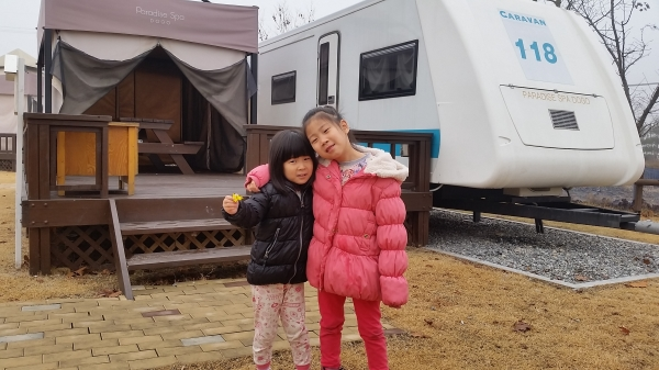 제2의 집 카라반캠핑