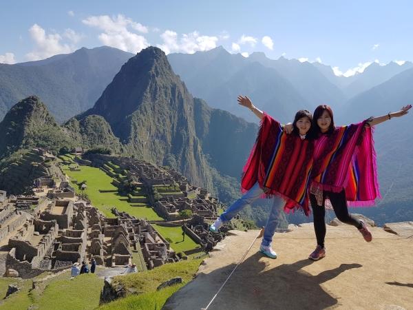 엄마랑 버킷리스트였던 페루여행
