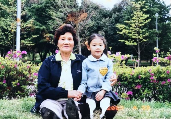 할머니랑 첫 소풍