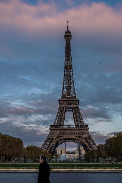 에펠탑과 파리지엥