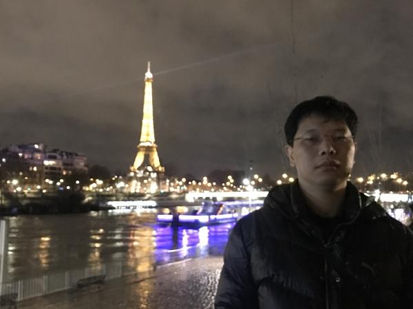 프랑스 파리 에펠탑 야경 (7월사진전 응모)