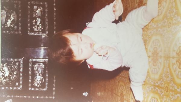 어렸을 적 사진 복원신청합니다!