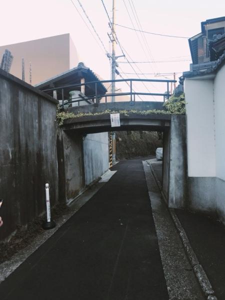 일본의 작은다리