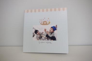 아이들의 첫 포토북♡