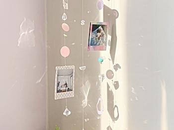 [소소일작 2탄] 봄꽃필름썬캐쳐 DIY클래스